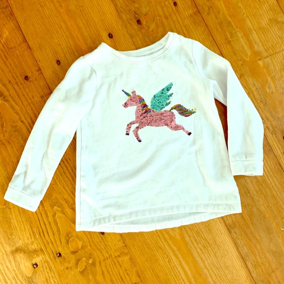Carter's Other - 2 for $10 Carters unicorn sweatshirt size 6